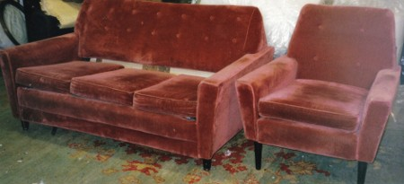 1960s sofabed suite